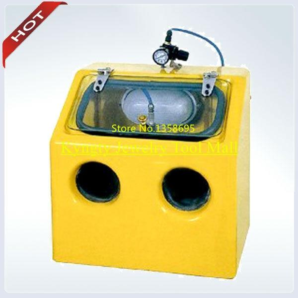 sandblaster for jewelry polishing,Sandblasting machine ,Portable Sandblaster 220V