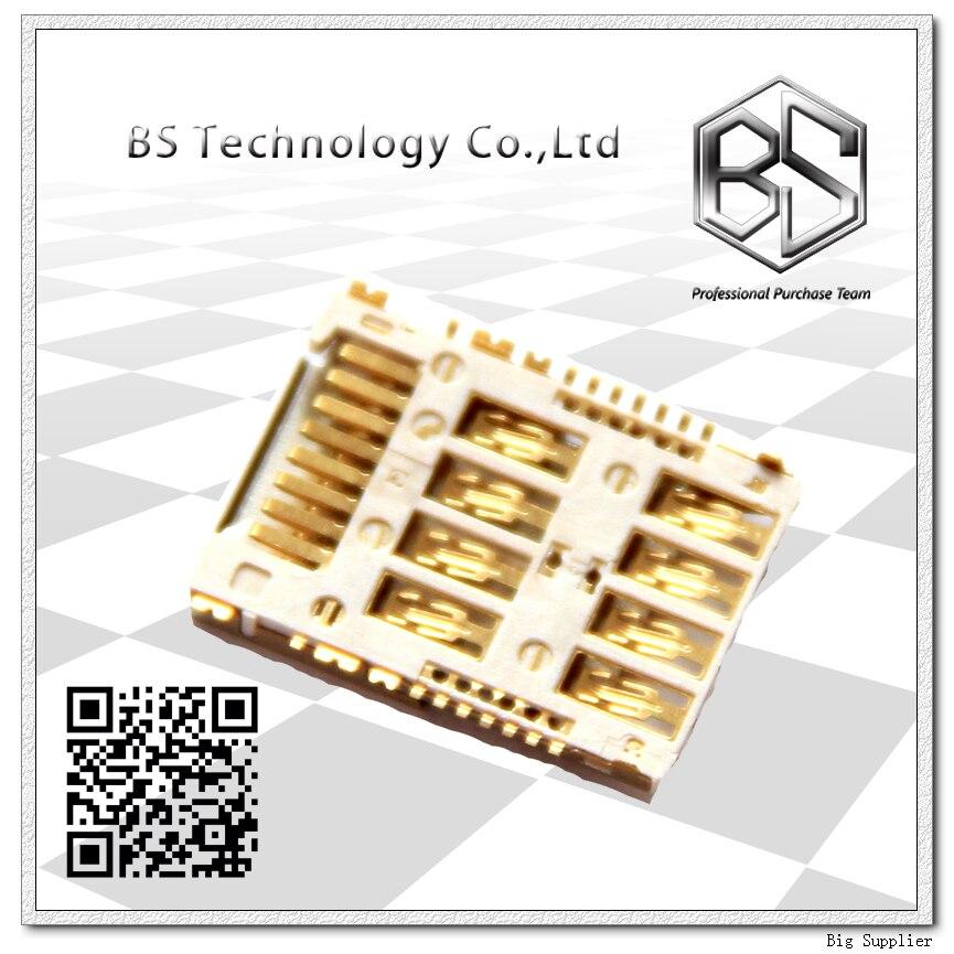 10 adet/grup Toptan Orijinal Sim Kart Yuvası Tepsi Tutucu Samsung Note3 N9005 N900A N900P N900V
