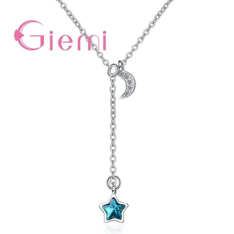 Модные-романтические-повседневные-ювелирные-изделия-для-женщин-и-девушек-цепочка-из-стерлингового-серебра-925-пробы-с-синими-кристаллами-в