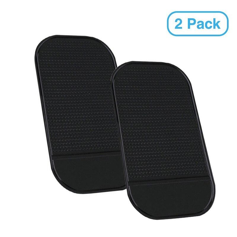 2 uds soporte de teléfono para coche con Adhesivo de pared multifunción Magic Nano Rubber Pad Stick soporte de teléfono móvil soporte de coche pod