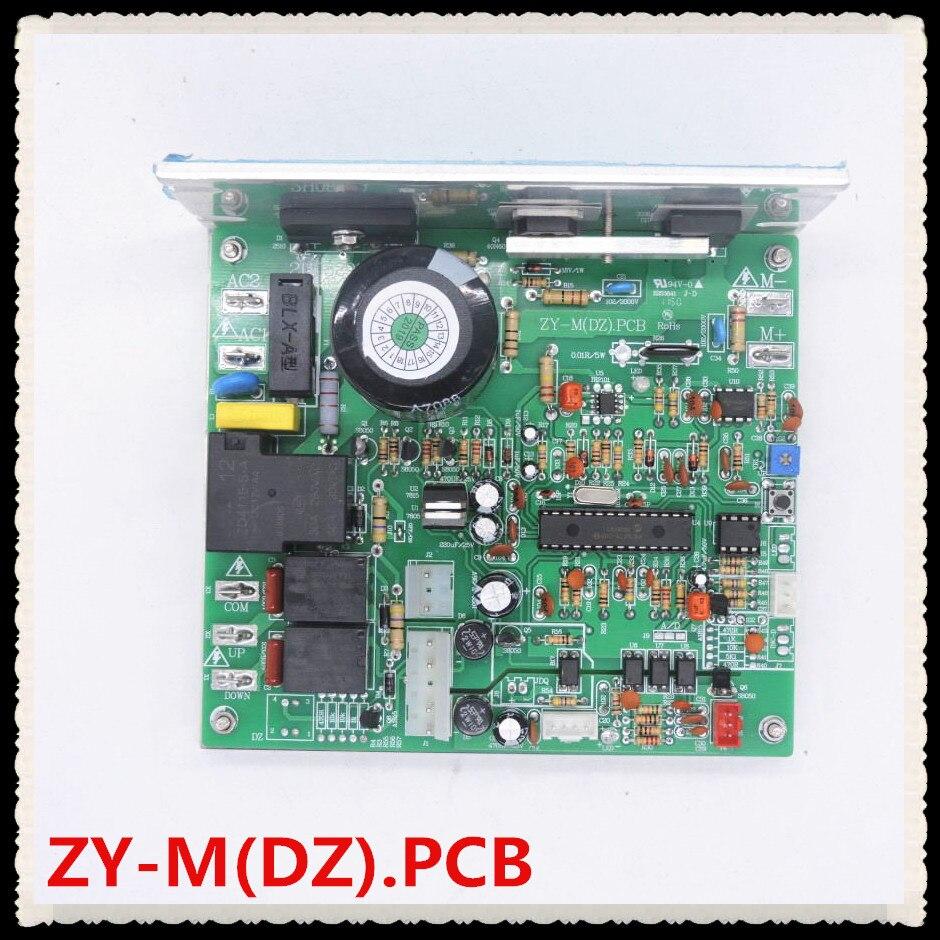 Placa controladora de cinta ZY-M, placa base de cinta caminadora general, placa de alimentación ZY-M(DZ).PCB