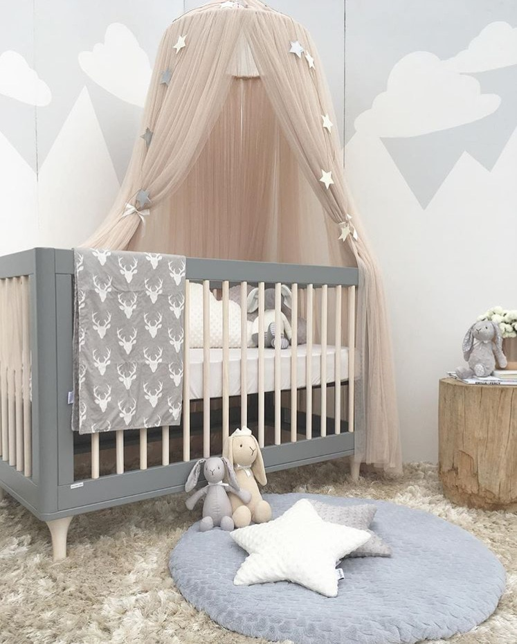 The ins explosion models with exclusive custom children room dome bed curtain bed curtain tent