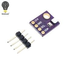 Sensor de temperatura de humedad atmosférica presión barométrica BMP280 SI7021 para Arduino GY-21P por DIY FZ2536