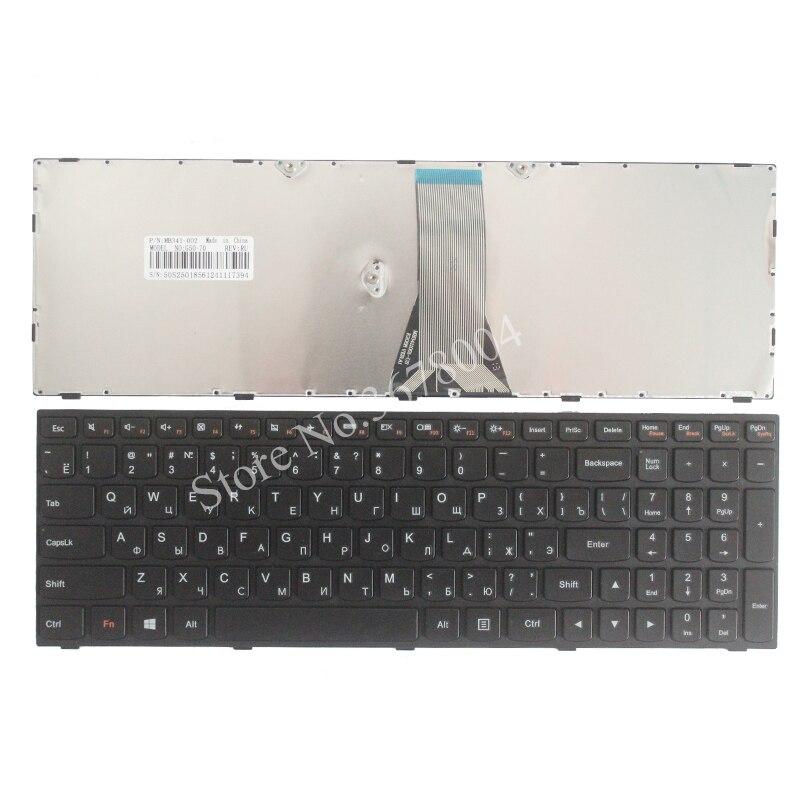 Русская клавиатура для ноутбука Lenovo G50 Z50 B50-30 G50-70A G50-70H G50-30 G50-45 G50-70 G50-70m черный RU