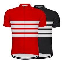 2019 alienskin nouveau Design hommes manches courtes vélo chemise col debout respirant maille tissu cyclisme jersey