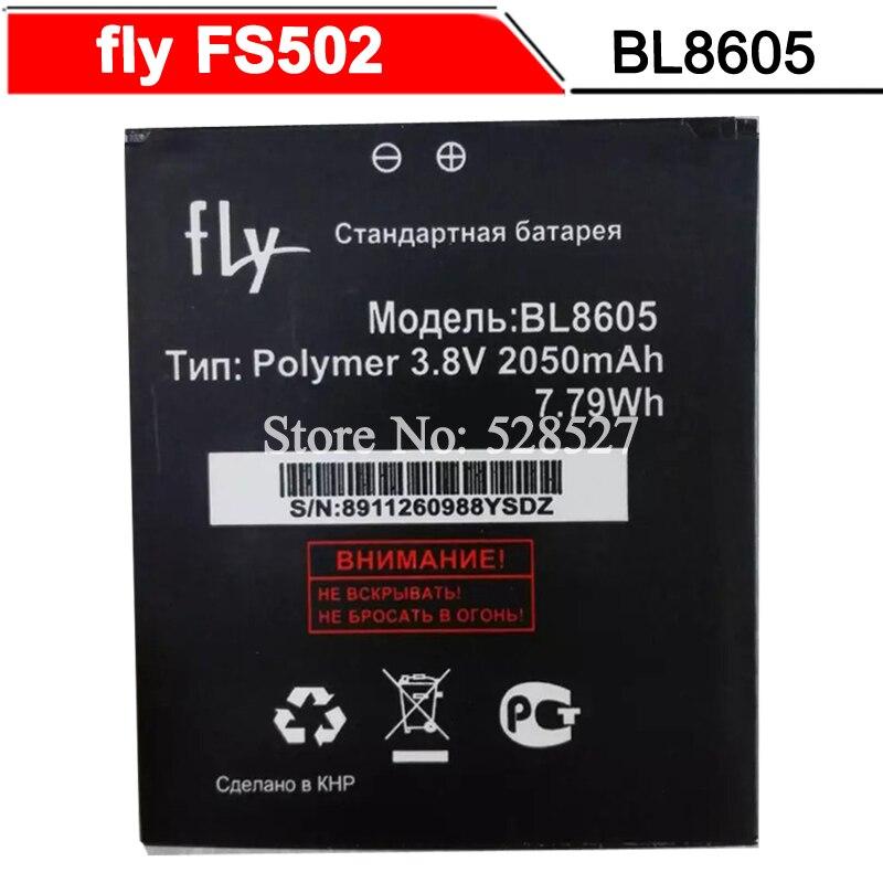 Batería fly FS502 BL8605 2050mAh acumulador