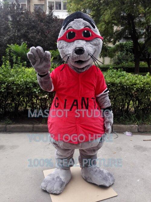 Sceau rouge mascotte costume personnalisé fantaisie costume anime cosplay kits mascotte déguisement carnaval costume 41373