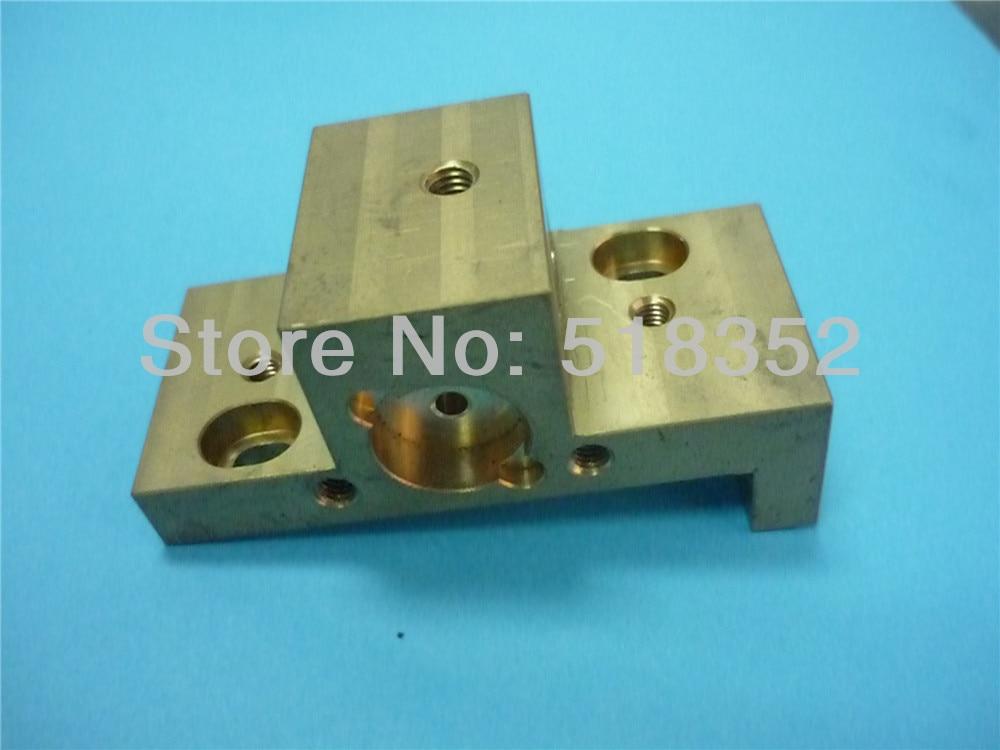 Sodick S874 Electric Bush Holder Base for Lower Machine Head, WEDM-LS Wire Cut Machine Parts
