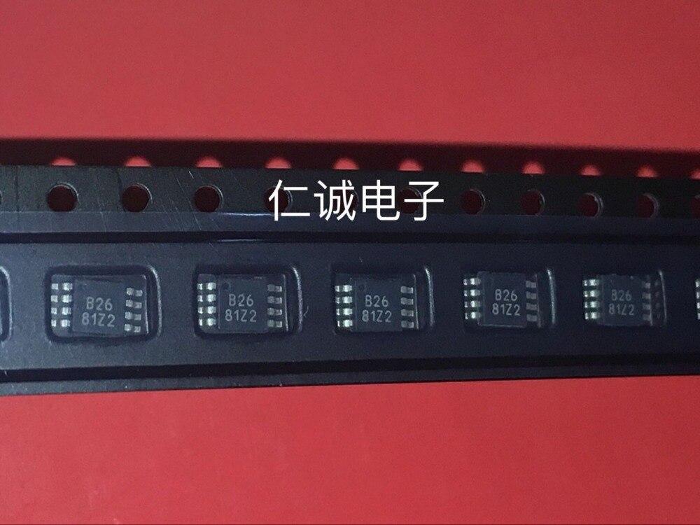 Nuevo original INA326EA INA326 B26 MSOP8