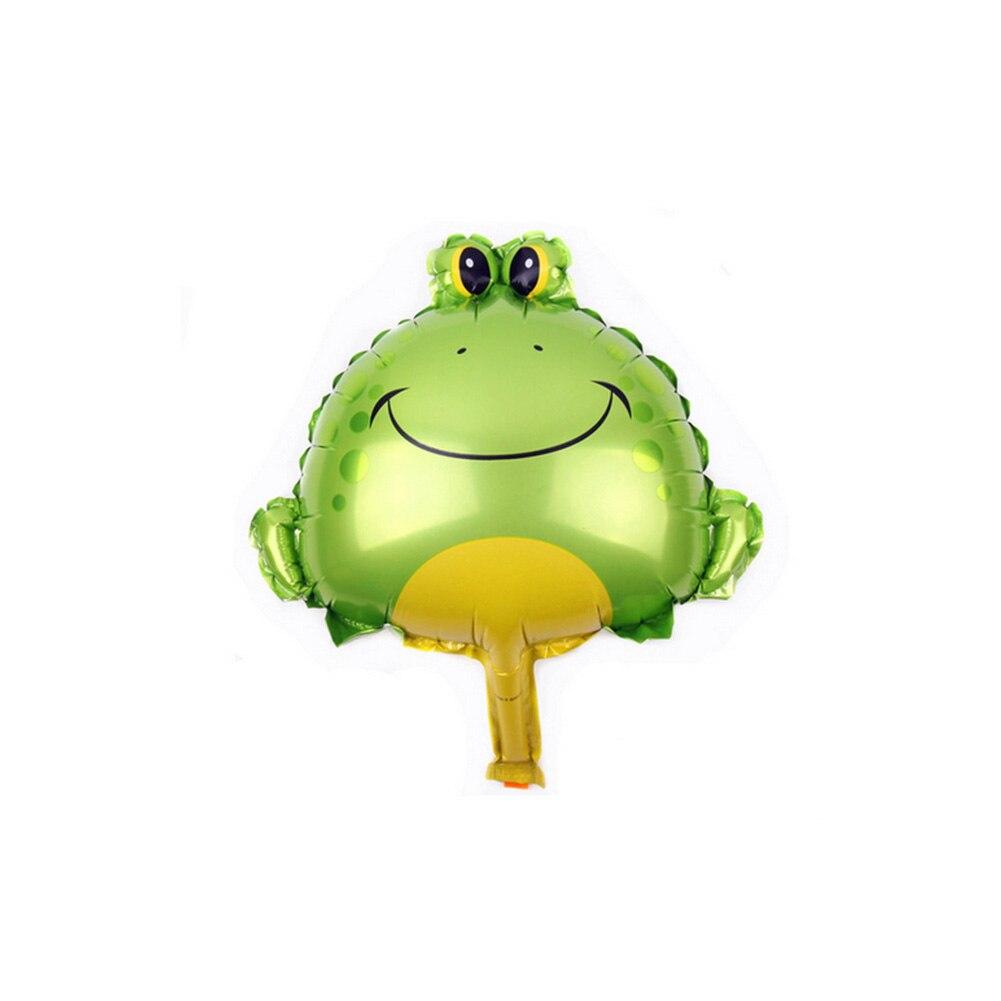 16 &quotживотных лягушка воздушный шарик из алюминиевой фольги шары Юбилей