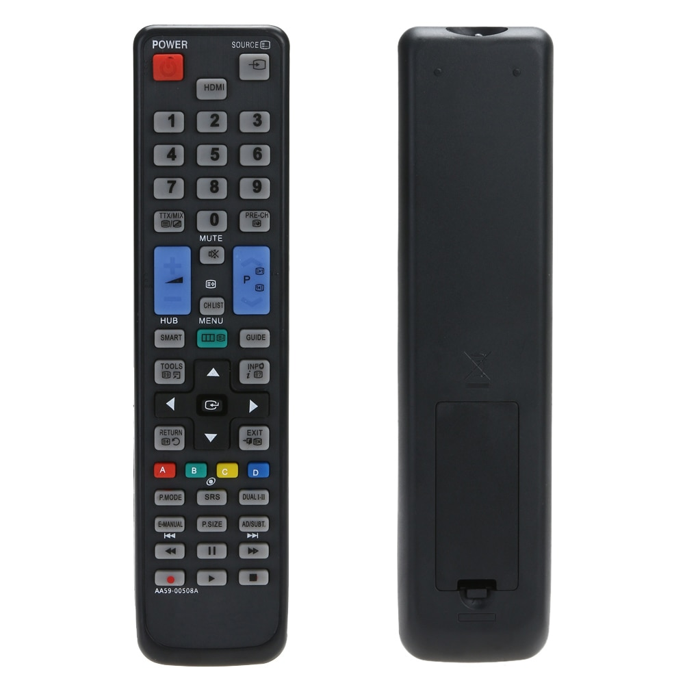 BN59-01014A Control remoto para TV Samsung AA59-00508A AA59-00478A AA59-00466A consola de reemplazo remoto inteligente de alta calidad