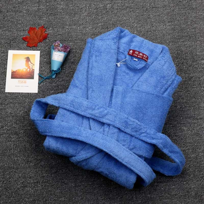 Хлопковые зимние ванны, мужской теплый халат, длинный мужской халат, мужской халат, домашняя одежда, пижама, мужское кимоно, халат, размер XL
