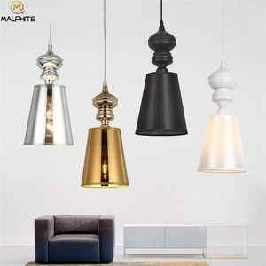 LED Pendant Lights For Restaurant Dining Living Room Loft Hanglamp Hanging Ceiling Lamp Industrial Deco Lighting Fixtures