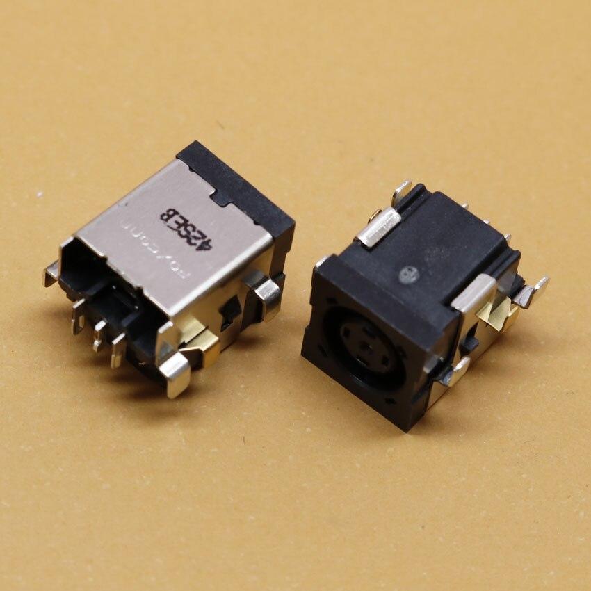 ChengHaoRan 1 шт. разъем питания постоянного тока для HP 2530P 2540P 2710P 2730P 2740P 2760P NC6400 NX7400 NX8420 NX9410 6910 p, DC-205