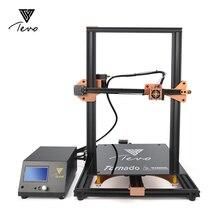 TEVO Tornado Impresora 3D imprimante Kit AC lit chauffant 300*300*400mm grande Extrusion daluminium dimpression avec extrudeuse Titan