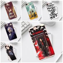 Qdowpz 2018 Gerard Way My Chemical Romance Mcr For iPhone 4 4S 5 5C SE 6 6S 7 8 Plus X XS Max XR Galaxy A3 A5 J1 J3 J5 J7 2017