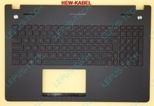 HU HG Ungarischen UK Tastatur Hintergrundbeleuchtung Für ASUS G56 N56 N56VB N56VJ N56VM Top Abdeckung Ober Fall Palmrest 90NB03Z3-R31HU0 Schwarz