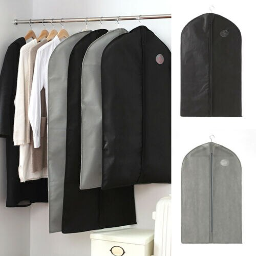 Vestido para casa de alta calidad, chaqueta, abrigo o ropa, funda para camisa, bolsa de viaje, Protector de almacenamiento a prueba de polvo transpirable