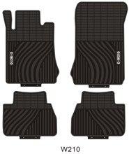 Car Floor Mats for Mercedes Benz S Class E Class W210 W211 W212 W221 Special No Odor Carpets Waterproof Rubber