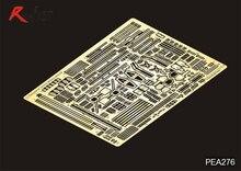 RealTS Voyager model PEA276 elementy dla niemieckiej osoby wojskowej 1 (GP)