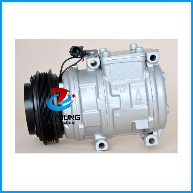 10PA17C compresor de aire acondicionado de coche para KIA Carens II (FJ) 1,6 de 1,8 de 2,0 4 temporadas 97845 de 98845