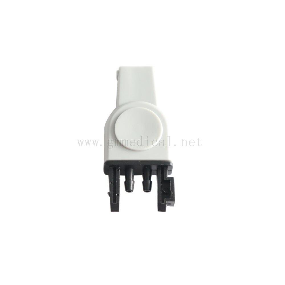 NIBP cuff air hose connector,Use for GE Air hose dual tubes ,3 piece/ set.