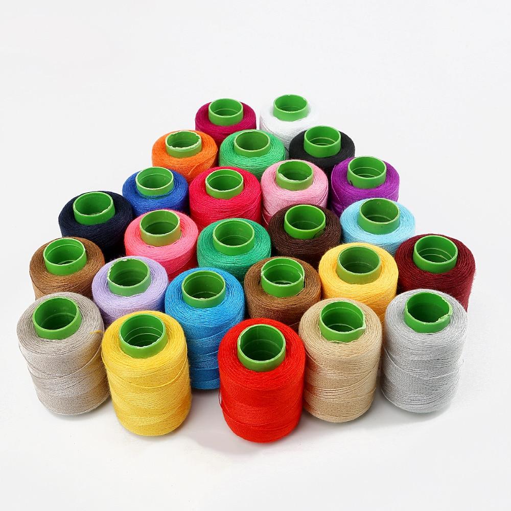 Горячая Распродажа, 1 шт., 21 цвет, серебро, полиэстер, вышивка, швейные нитки, нитки для ручного шитья, ремесло, патч, рулевое колесо, швейные принадлежности
