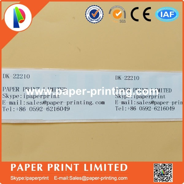 48 Rolls Fratello Etichette DK22210 Compatibile Etiketten Termica 29mm * 30.48 M Continua per QL650 QL700 DK2210 Termica per Etichette