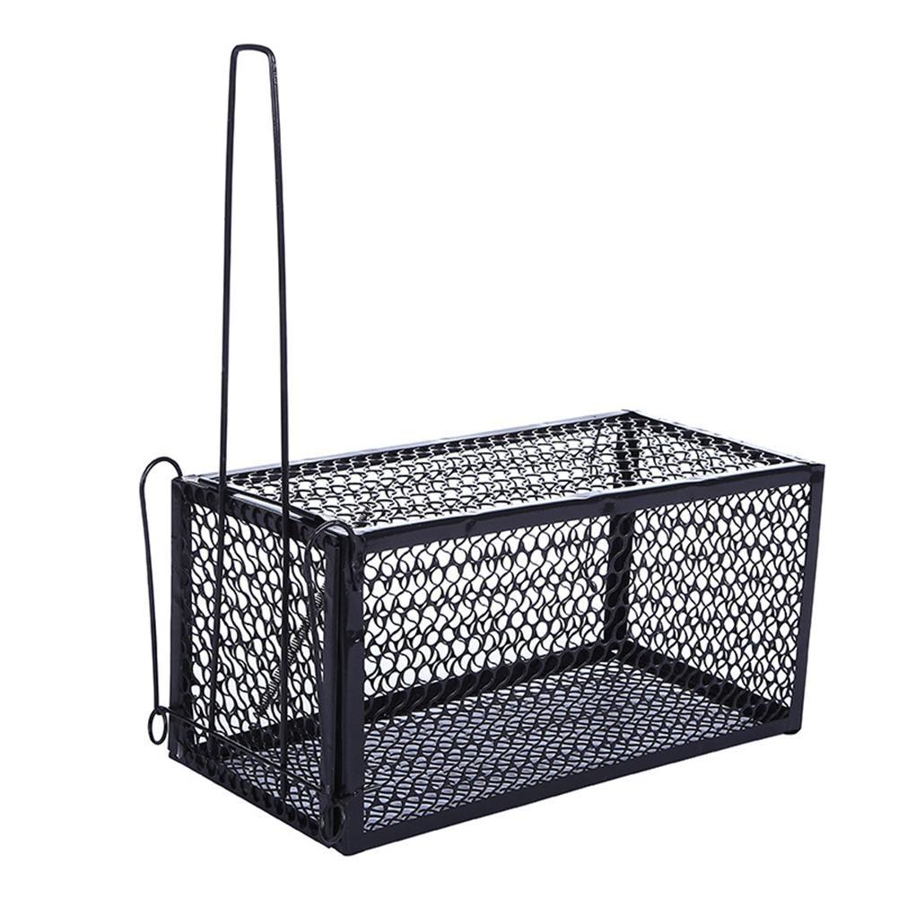 Jaula de hámster de alta calidad para ratas, ratones, roedores, granja, Control de plagas, trampa para atrapar ratones, jaula de caza