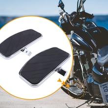 Repose-pieds et repose-pieds de moto   1 paire, repose-pieds, pédales pour Honda MAGNA VF250 VF750 /Yamaha XVS 400/650 XV125/250/400 /535