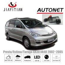 JIAYITIAN rear camera for toyota Previa/Estima/Tarago MK2 XR30 XR40 2002~2005/CCD Night Vision Backup Camera Parking Assistanc