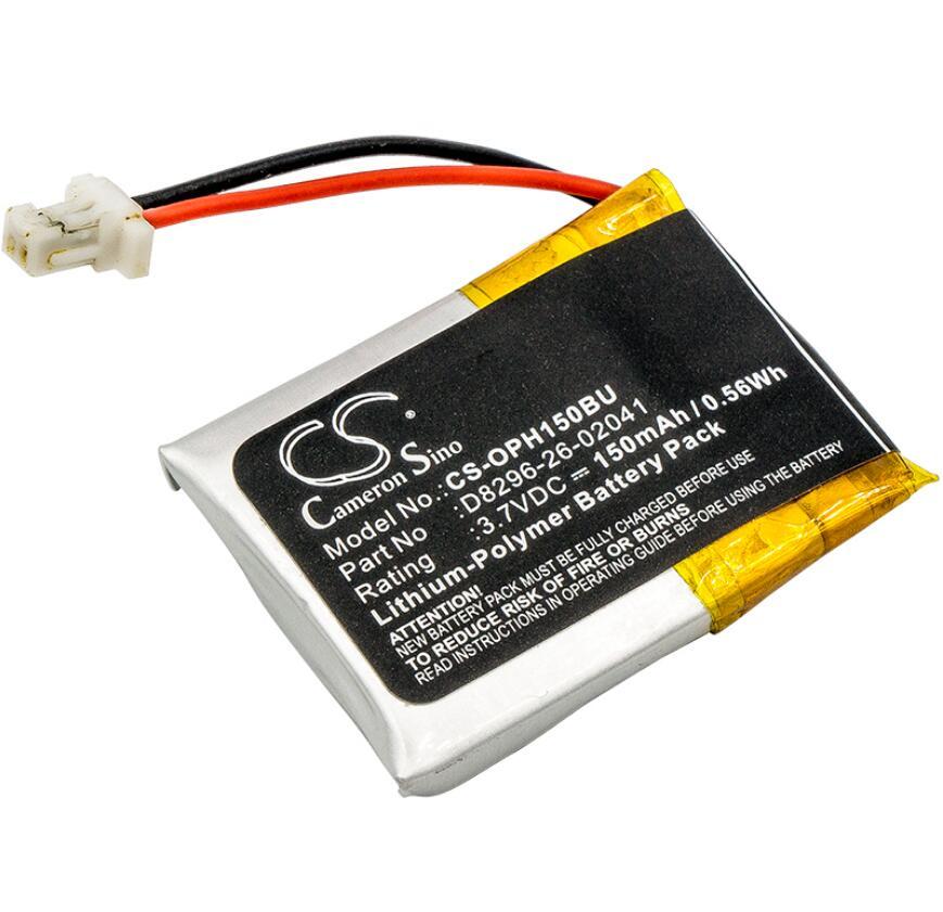 Cameron Sino batería de 150mah para OPTICON H15 H-15a H-15AJ H-15b H-25 H-25 1D H-25 2D PX25 PX35 D8296-26-02041