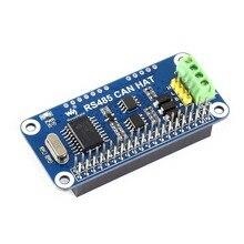 Waveshare RS485 KANN HUT für Raspberry Pi Null/Null W/Null WH/2B/3B/3B +, onboard KÖNNEN controller: MCP2515, 485 transceiver: SP3485,