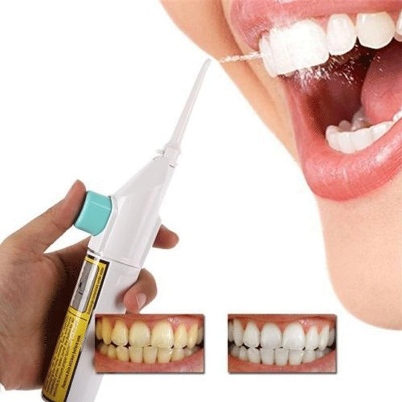 Ирригатор зубной нити для гигиены полости рта, портативное устройство для очистки зубов