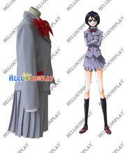 Costume de Cosplay uniforme décole Kuchiki Rukia H008