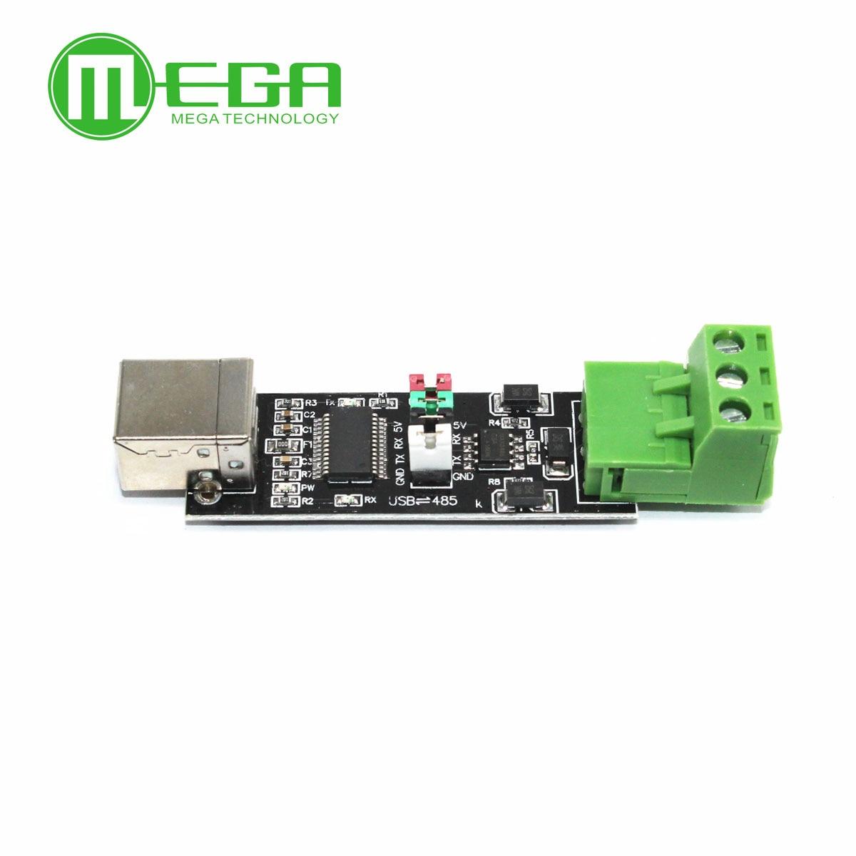 USB 2,0 к TTL RS485 Серийный конвертер адаптер FTDI FT232RL SN75176 двойная функция двойной защиты