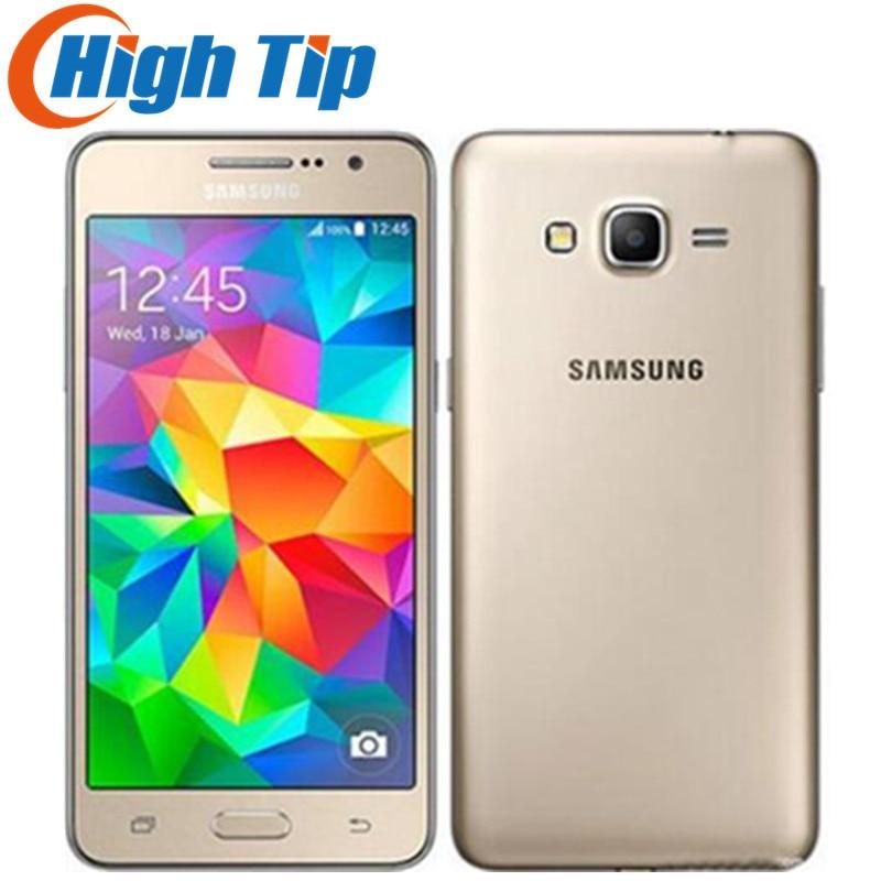Unlocked Original Samsung G530 G530H Galaxy Grand Prime Ouad Core Dual Sim 8GB ROM 5.0 Inch Refurbished Mobile Cell Phone