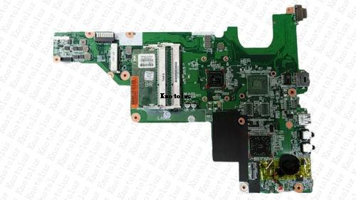 657323-001 para HP COMPAQ CQ43 CQ57 435 635 laptop motherboard 657324-001 ddr3 Frete Grátis 100% placa de teste ok