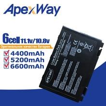 ApexWay 11.1V Batterie Dordinateur Portable pour Asus a32-f82 a32-f52 a32 f82 F52 k50ij k50 K51 k50ab k40in k50id k50ij K40 k50in k60 k61 k70