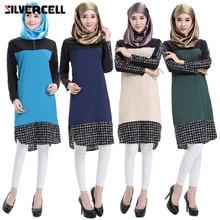 World Apparel Arab Muslim Djellaba Turkish Fashion Woman Shirt Girls Clothing Costume Women's Tops