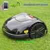 Smartphone WIFI APP Robot tondeuse à gazon E1600T avec batterie 13.2ah + fil 300m + chevilles 300 pièces + lames 20 pièces