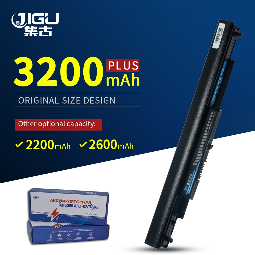 JIGU Laptop Battery HS03 HSTNN-LB6V HS04 For Pavilion 14-ac0XX 15-ac0XX For HP 245 255 250 G5 240 HS