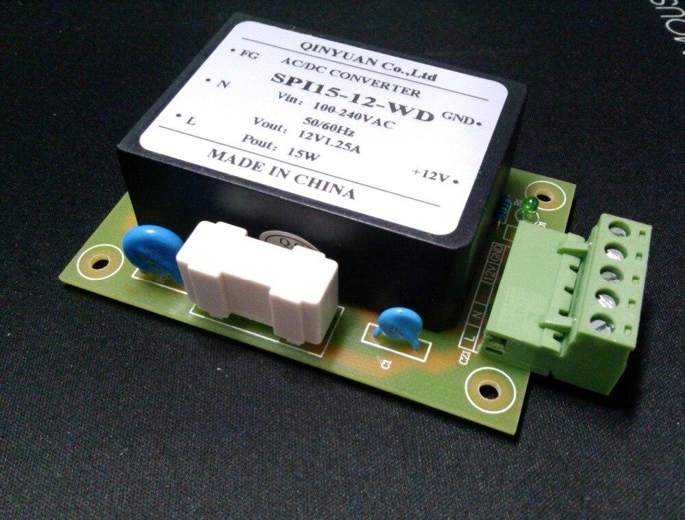 الطاقة-وحدة 220V 12V 1.25A 15W SPI15-12 انفجار-برهان مراقبة خاصة الصف الصناعية