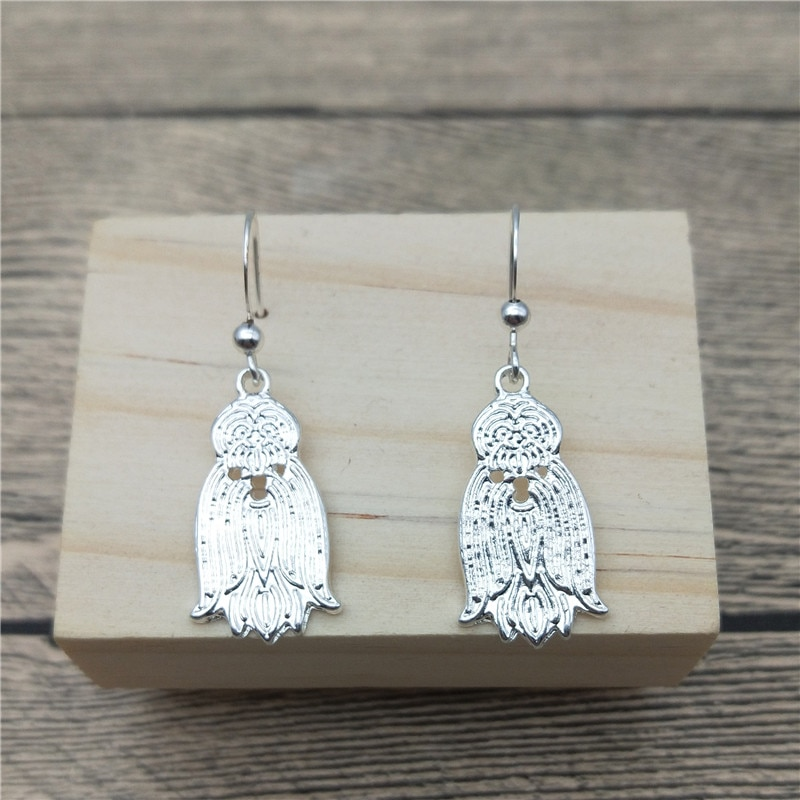 New Shih Tzu Drop Earrings Trendy Style Shih Tzu Dangle Earrings Fashion Pet Dog Earrings Women Jewe
