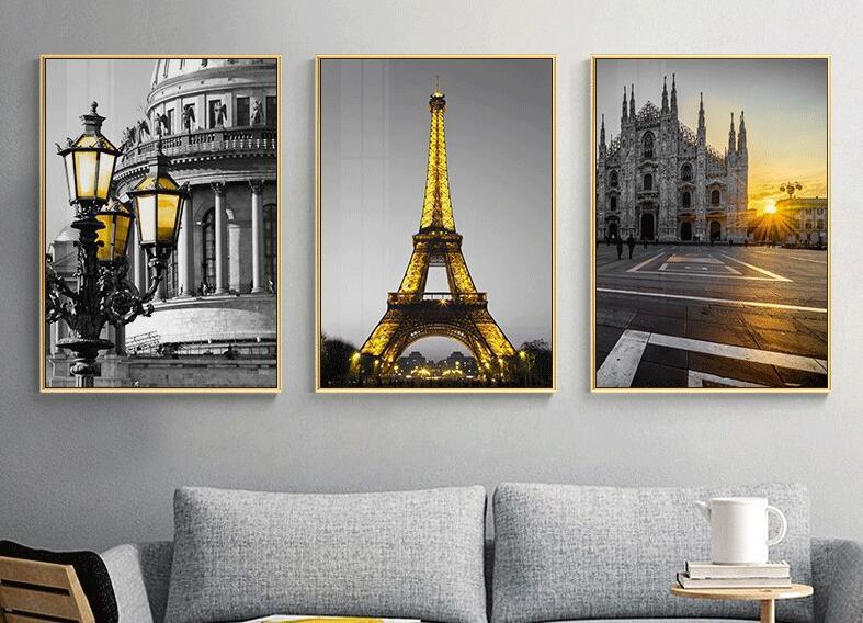 Paris scenic Diy 5d full diamond painting mosaic Daimond painting tower Diamond Embroidery for home decoration