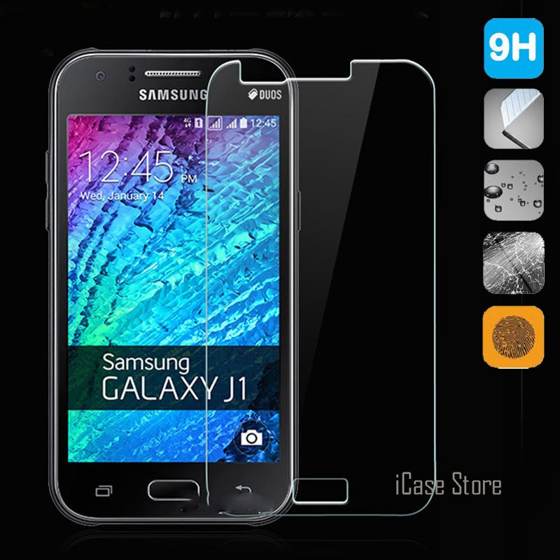 Vidrio templado para Samsung Galaxy J1, SM-J100F SM-J100FN, J100, J100F, J100FN, J100H, J100H, J100M, película de cristal para Samsung j1