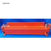 1PC מדריך מתקפל מכונת/כיפוף מכונת ZB-L600B (flip סוג) ישים עובי 1.2mm 600mm מרבי כיפוף רוחב