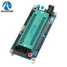 ATMEGA16 ATmega32 ISP минимальная системная плата AVR минимальная системная плата 32 I/O 8 м кристалл Сделай Сам без чипа