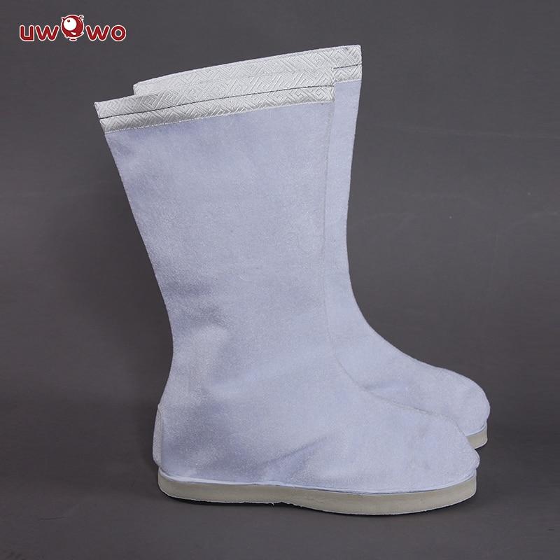 UWOWO Lan Wangji Lan SiZhui Lan JingYi קוספליי מגפי אמן של השטני טיפוח קוספליי נעלי Mo Dao Zu שי