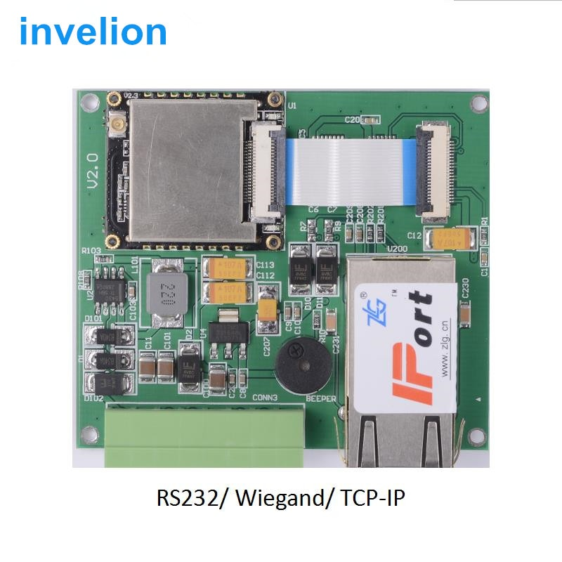 wall-mounted low cost uhf rfid readers 868mhz usb connector / 900mhz uhf gen2 tag programmable rfid reader writer 10cm-1.5m